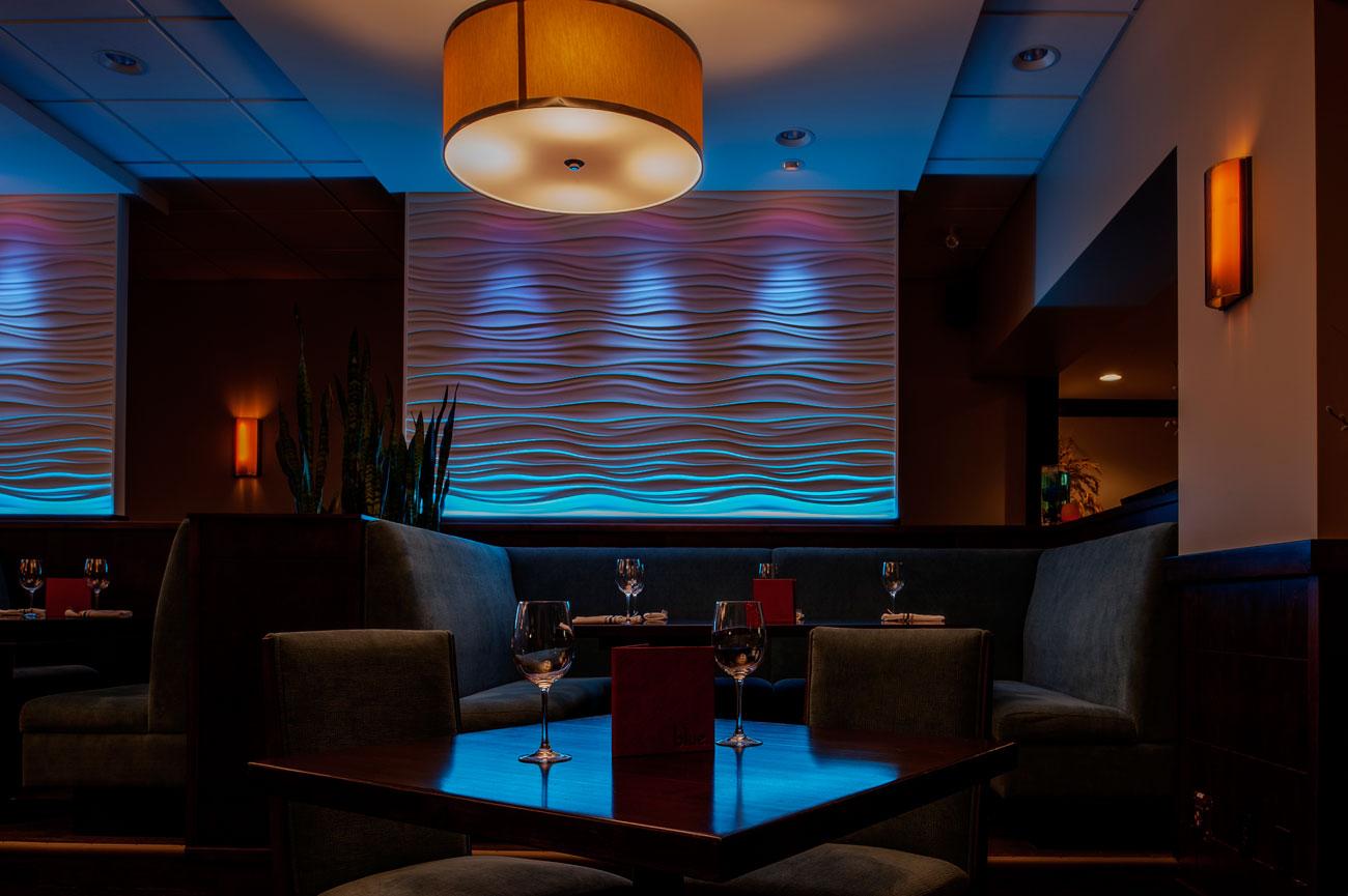 Blue restaurant malcolm homes ltd custom home